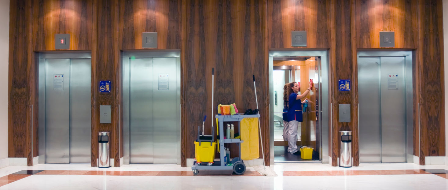 Supreme Cleaning - Daily Contract Cleaning - Page Image