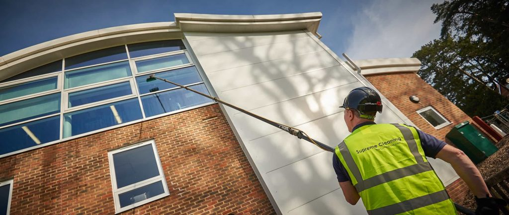 External window cleaning - banner image