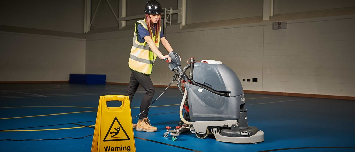 Hard floor cleaning - banner image